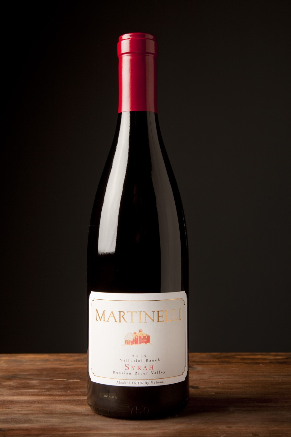 2013 Syrah Vellutini Ranch 750 ml Image